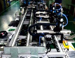 直线模组工业自动化